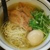 麺屋 焔 - 料理写真:味玉 塩らぁめん❤ (*゚∀゚人゚∀゚*)♪