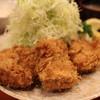 かつ壱 - 料理写真:ヒレかつランチ 1100円。
