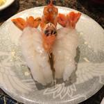 がってん寿司 - 赤海老