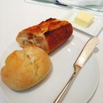 ラ ジュネス - パンも美味しい