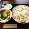 永井 - 料理写真:肉汁うどん・大(800円)