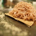 蕎麦とわいん 関 - 料理写真:さくらそば