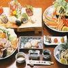東尋坊 - 料理写真:コース一例です!!