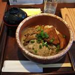 楽豚 - ミックス丼