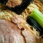 50801019 - あっさり煮干しつけそば(麺)