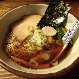 熊人 - 料理写真:醤油拉麺
