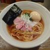 Homemade Ramen 麦苗 - 料理写真:味玉鶏のらあめん