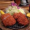 富士喜 - 料理写真:厚切りヒレカツ 1,880円