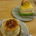 洋菓子のサフラン -