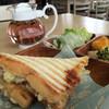 Herbal cafe HIROBA - 料理写真:ホットサンド