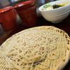 味の巣 円山 - 料理写真:もりそばとミニ親子丼