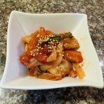 焼肉 金牛 - 白菜キムチ(420円)