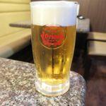 焼肉 金牛 - オリオン生ビール(500円)