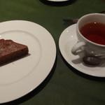 ロルマ アッティーヴァ - Aランチ ドルチェ&紅茶