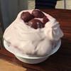 ビストロ ル・クレール - 料理写真:ひむろしらゆき限定かき氷
