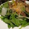A.te - 料理写真:シーザーサラダ ポーチドエッグ添え(¥1,200−)