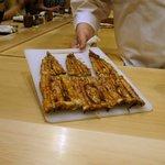 鮨 なんば - 天然鰻