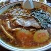 のんきや - 料理写真:手打中華そば(醤油)/ 700円