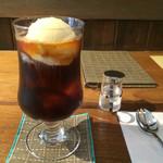 乙コーヒー - コーヒーフロート600円