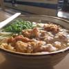 中央軒 - 料理写真:かしわ肉大盛410円