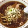 銀龍 - 料理写真:しょうゆラーメン