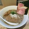 らーめん 改 - 料理写真:煮干らーめん(750円)