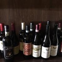 イル ニード デル パスト - イタリアの赤ワイン