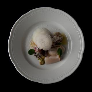 la Brianza - 料理写真:色々魚介のカルパッチョ