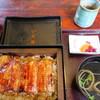 Imozenunagisemmontenunakko - 料理写真:いも重(いもうな重) きも吸付(1,400円)