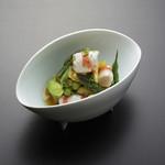 銀座 小十 - お料理の一例