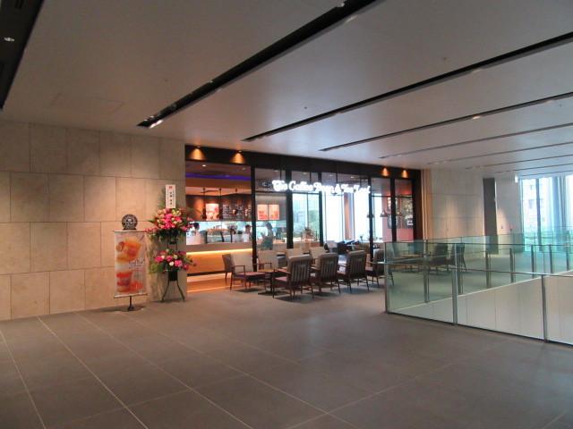 コーヒービーン&ティーリーフ 東京ガーデンテラス紀尾井町店