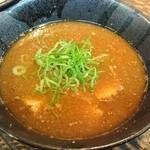 50875769 - 濃厚魚介つけ麺830円(税込)