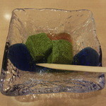 築地寿司清 - デザート