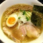 えびす丸 - 魚介✖️鶏白湯ラーメン