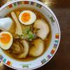 大文字 - 料理写真:中華そば+煮玉子