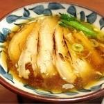 三宝亭 - 煮干しチャーシュー
