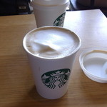スターバックス・コーヒー - カフェラテ ショート