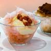 マカロニ食堂 - 料理写真:ふわっふわのティラミスかき氷    各¥500