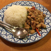 チャオタイ - 料理写真:ガパオライス
