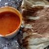 インドとパキスタンのカレーレストラン CHAND - 料理写真:バターチキンカレー/ナン