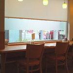 Cafe Yui - 店内