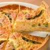 ソルデリ - 料理写真:◆季節野菜のキッシュ