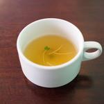 50913639 - ランチメニューのスープ
