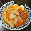 東京駅 斑鳩 - 料理写真:豚骨魚介全部入り辛旨らー麺