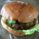 パン工房 ARAI - ハンバーガー
