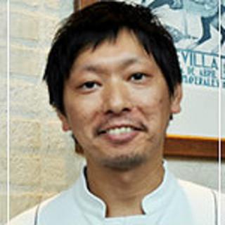 【Chef】葛西慎太郎(カサイシンタロウ)