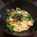ハピネス - ホタテとお野菜の柚子風味