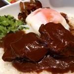 欧風カレー ソレイユ - じっくり煮込んだ牛バラ肉がゴロゴロ!