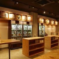自分流に日本酒を楽しめるセルフスタイル
