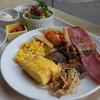 八百治博多ホテルレストラン ホーリーブルー - 料理写真:朝食バイキング